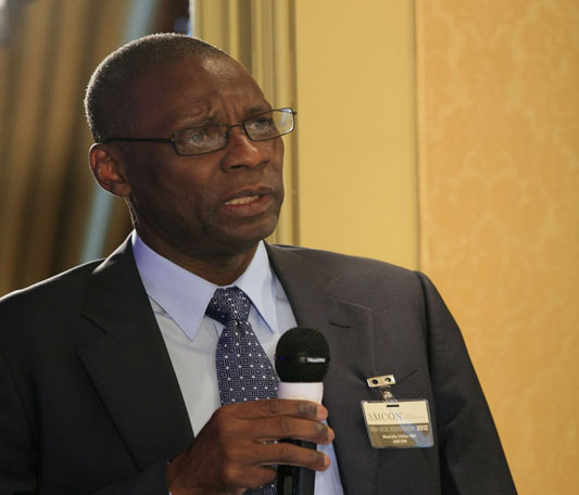 AMCON Boss Claims Nigeria Is Heading In The Right Direction